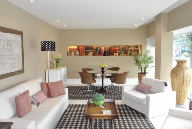 Dicas de feng shui para apartamentos pequenos for Kleuren huiskamer