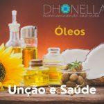 A unção dos óleos