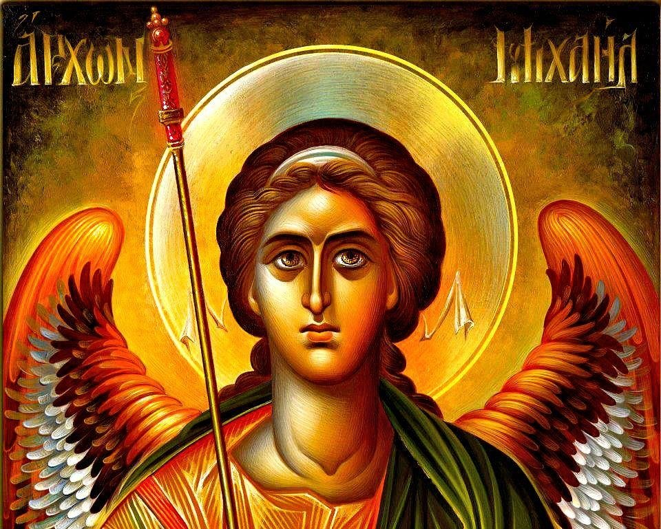 Oração Armadura de São Miguel Arcanjo