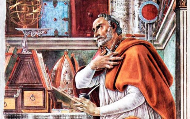 Oração Santo Agostinho Contra Inveja