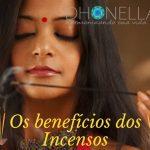 Os benefícios do Incenso